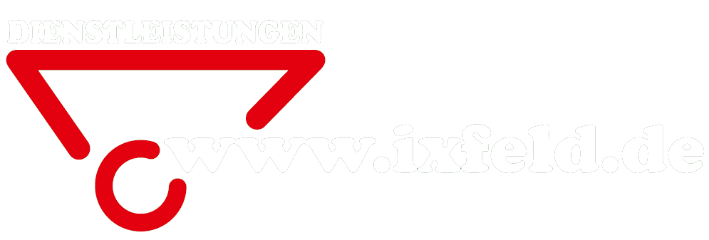 Dienstleistungen Ixfeld